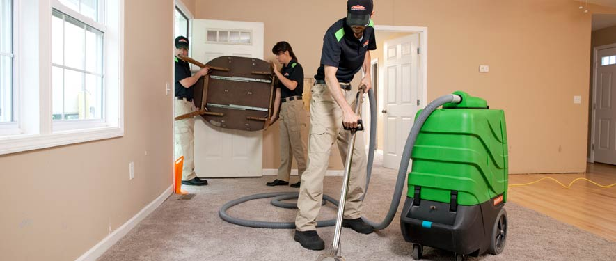 Colton, CA residential restoration cleaning